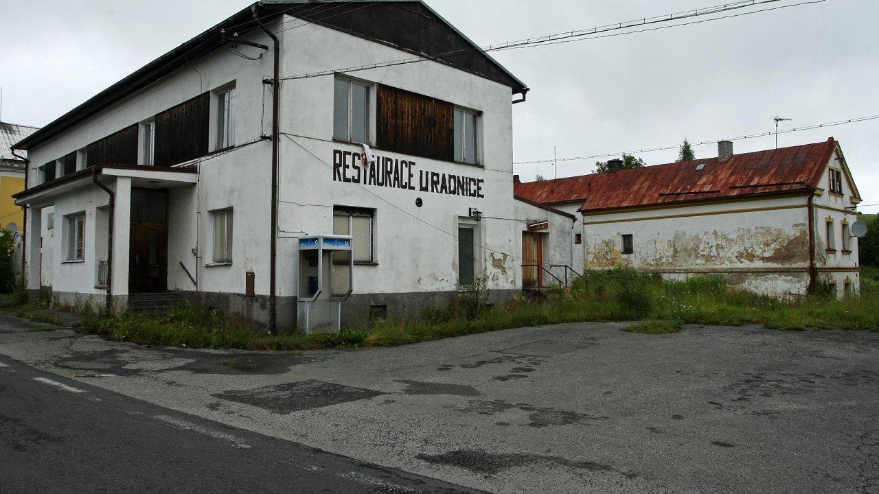 Prameny na Chebsku jsou snad nejznámější předluženou obcí.
