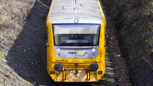 Vlak s cestujícími jel na Vysočině několik kilometrů bez strojvedoucího. Nefungovala ani ruční brzda