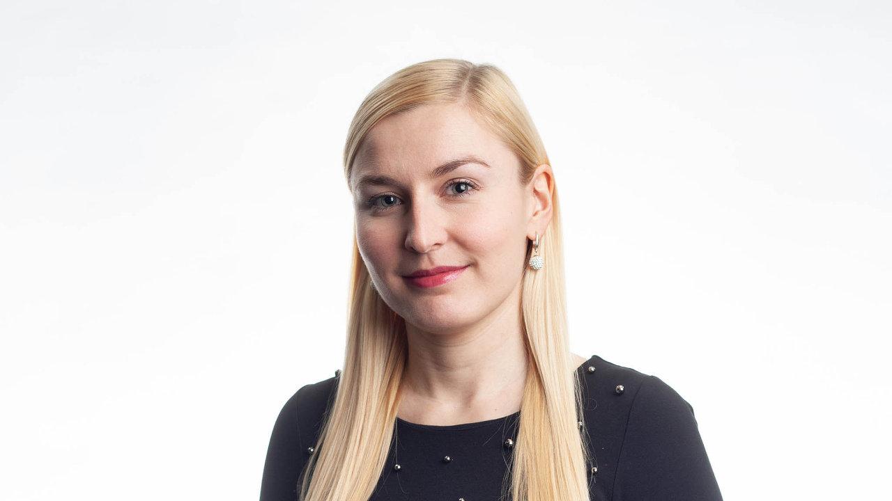 Jana Niedermeierová, redaktorka speciálních projektů