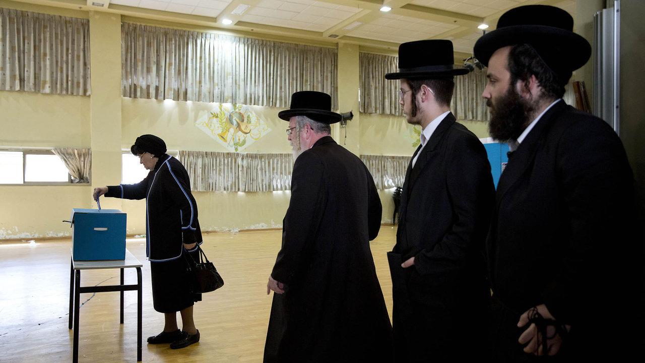 Kneset obsazen pravicí. Izraelské volby potvrdily trend – někdejší vládnoucí levicové strany jsou v těžké defenzivě.