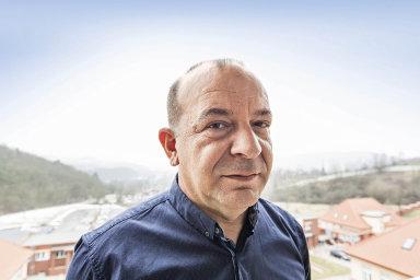 Podnikatel ve zdravotnictví Sotirios Zavalianis buduje na zelené louce v areálu Rehabilitační nemocnice v Berouně nové centrum psychiatrické péče.