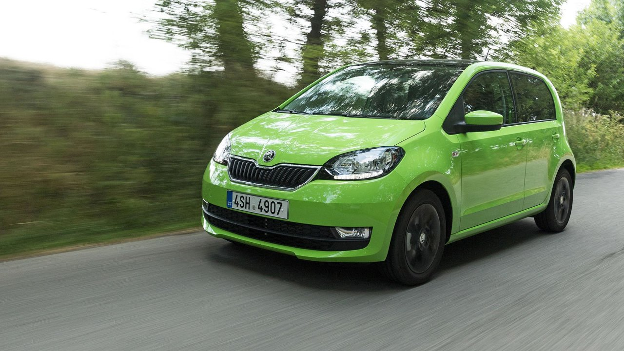 První elektrický model značky Škoda Auto Citigo iV bude jezdit v Praze i jako sdílené vozítko.