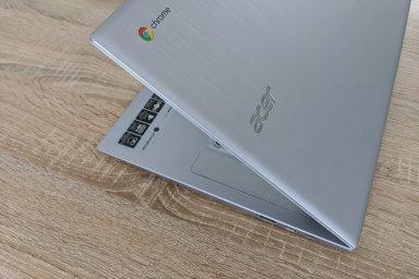 TEST: Chromebook 315 má velký displej, aplikace z Androidu a dobře si rozumí i s Microsoft Office