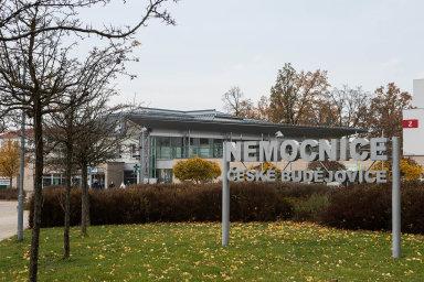 Nemocnice České Budějovice, absolutní vítěz kategorie Finanční zdraví nemocnic.