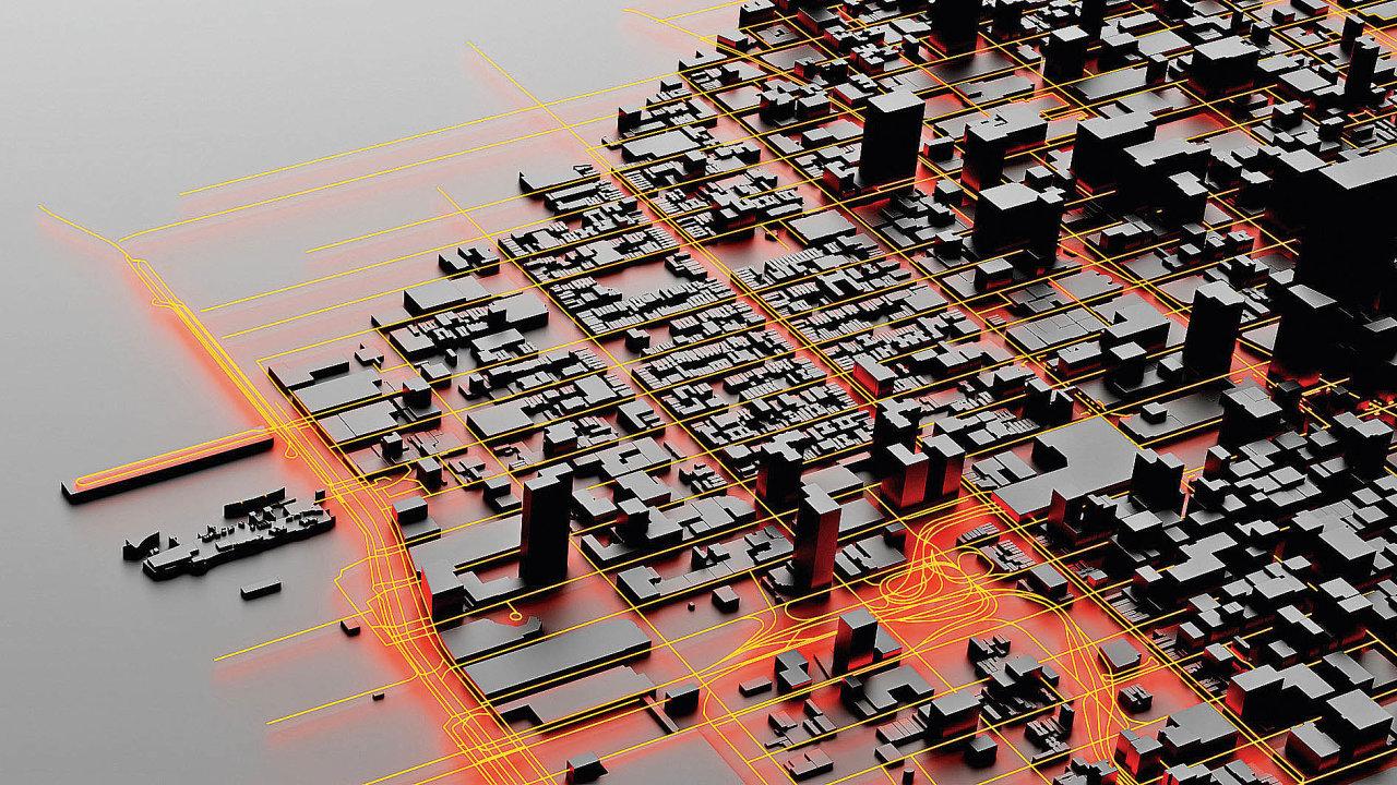 Stále sílící vlna chytřejších a chytrých měst (ilustrační foto)