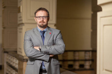 Změnám se nebráníme: Náměstek ministryně práce Petr Hůrka by komunikaci spodnikateli chtěl mít co nejjednodušší.