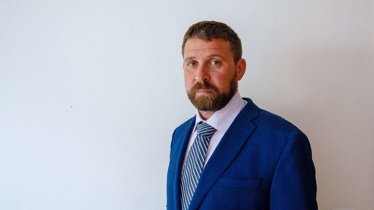 Na dotazy ohledně problematiky kyberbezpečnosti odpovídal Martin Hořický.