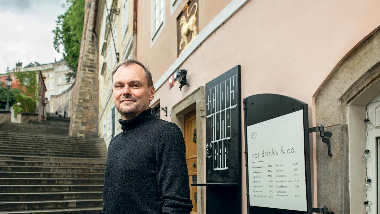 Advokát Ondřej Trubač