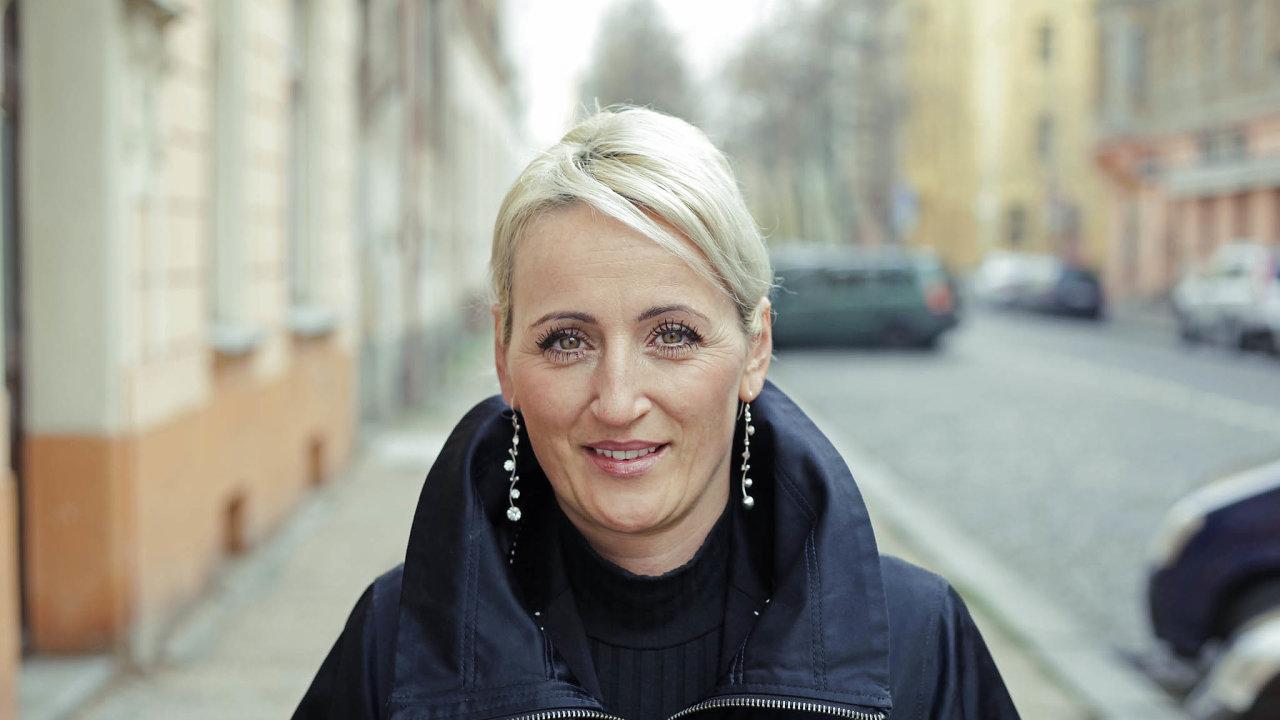 Patricie Šedivá, nová manažerka pro externí komunikaci Coca-Coly.
