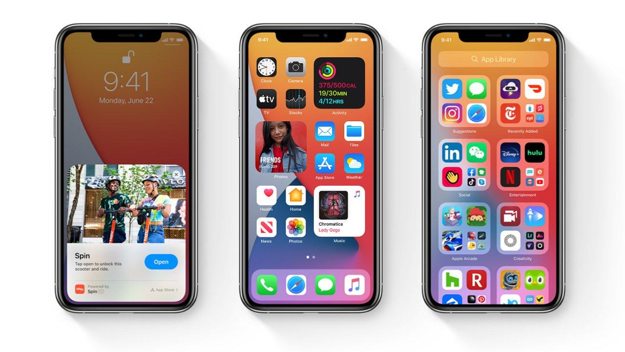 iOS převzal další funkce Androidu a upravil a vylepšil si je po svém.