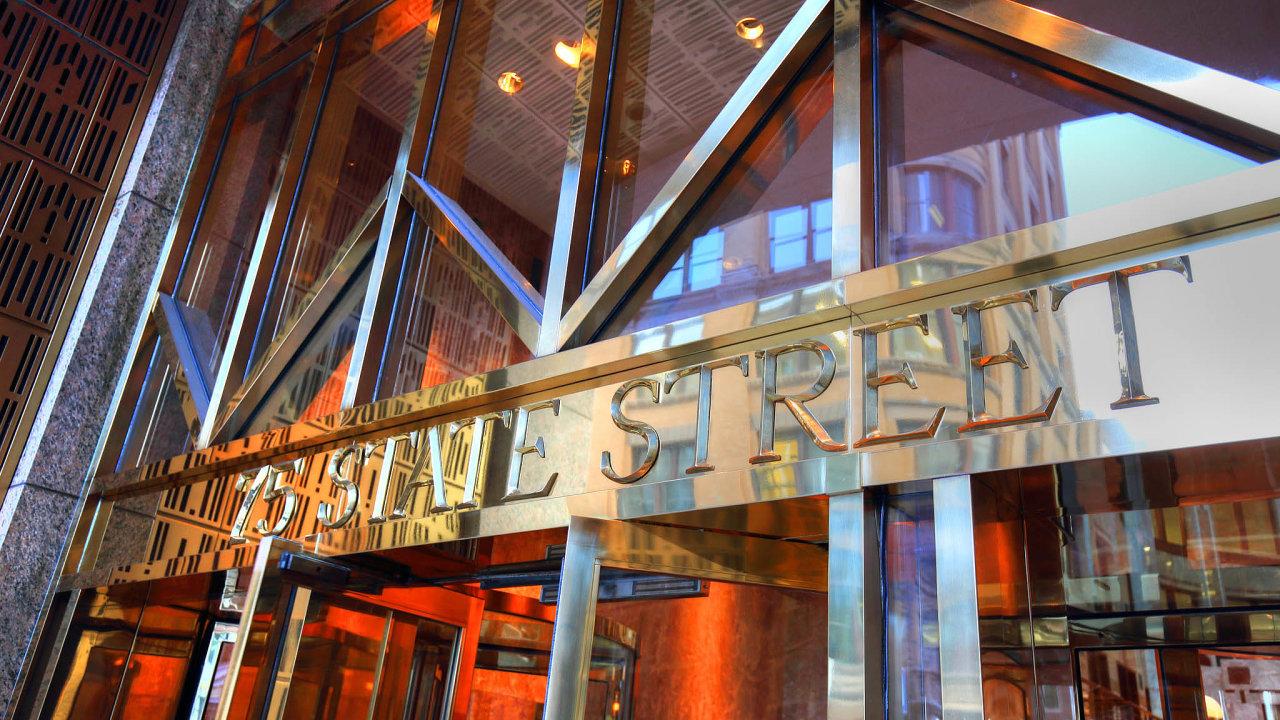 Jedním znejvětších fondů nazlato je SPDR Gold Shares spravovaný bostonskou firmou State Street.