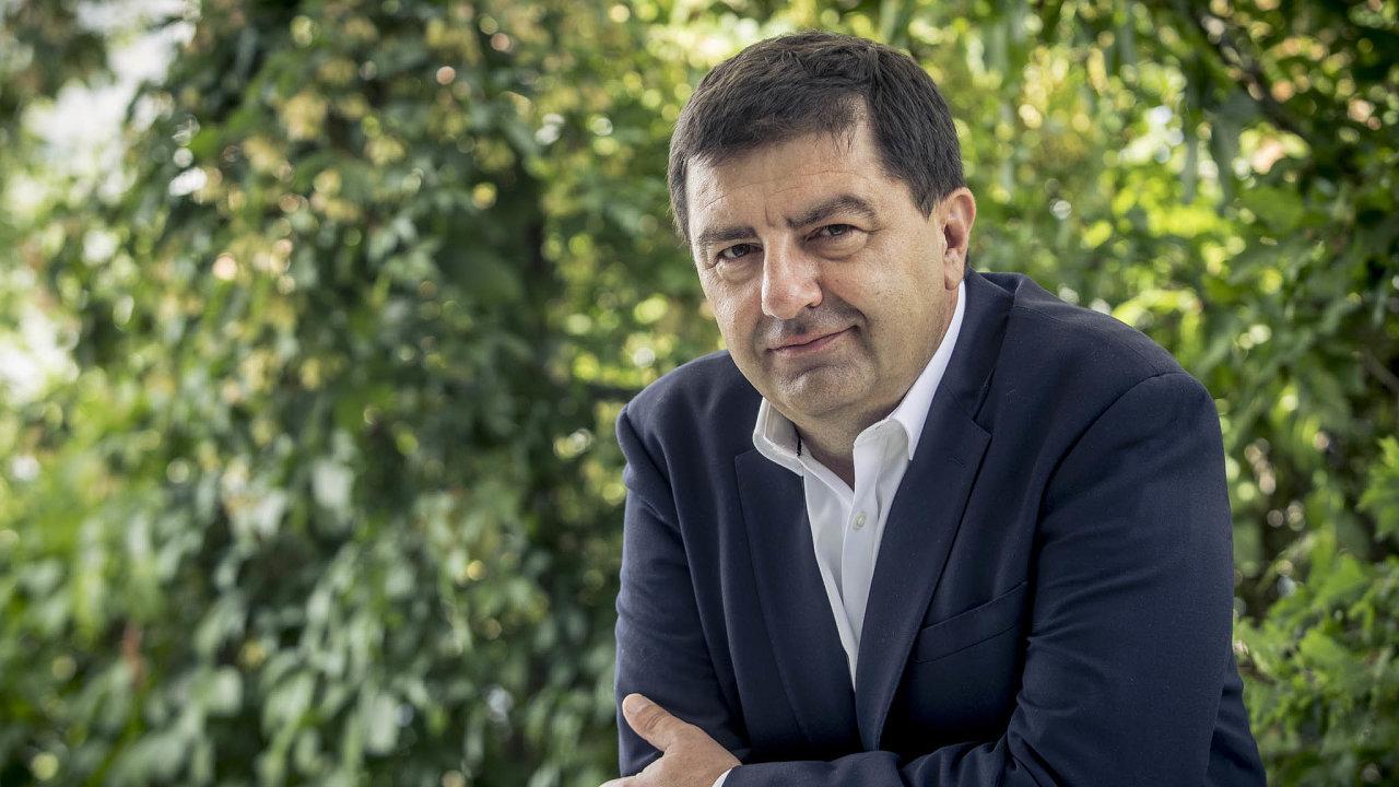 Se Švédy dál doEvropy. Koupě firmy Seavus české Aricomě podle jejího šéfa Milana Sameše pomůže sjejí expanzí vzápadní Evropě.