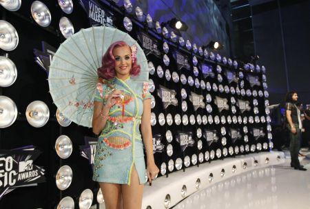 Katy Perryová na cenách MTV / Reuters