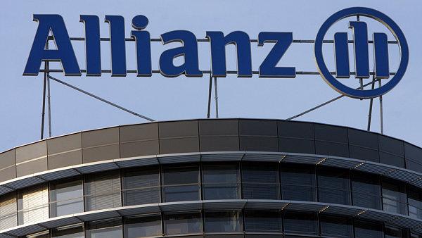 Allianz loni zvýšila zisk na téměř 7 miliard eur.