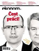 Týdeník Ekonom - č. 19/2012