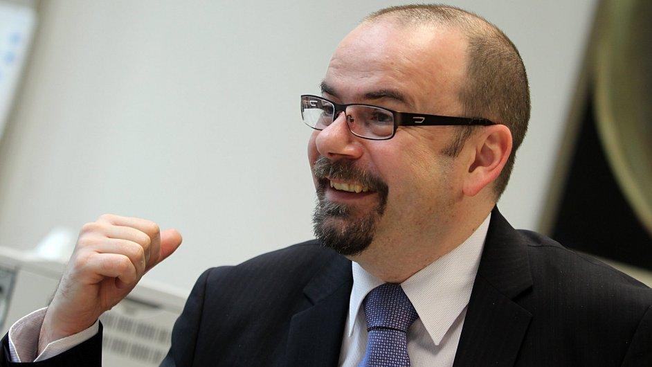 Karel Svoboda, prezident Asociace penzijních fondů ČR a šéf ČSOB Penzijního fondu Stabilita