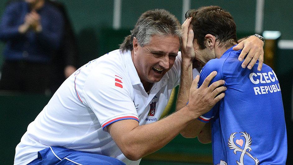 Finále Davis Cupu a jeho šťastný hrdina