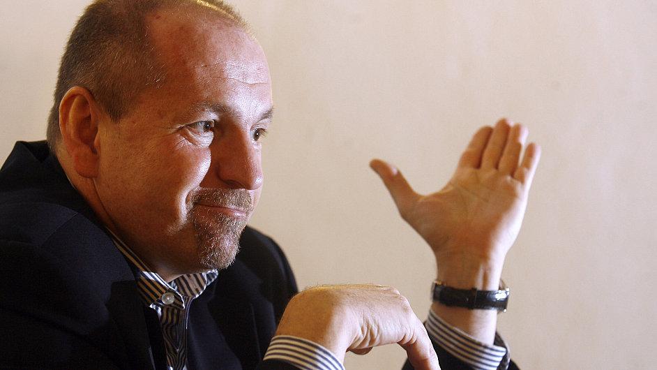 Bývalý poslanec Ivan Fuksa