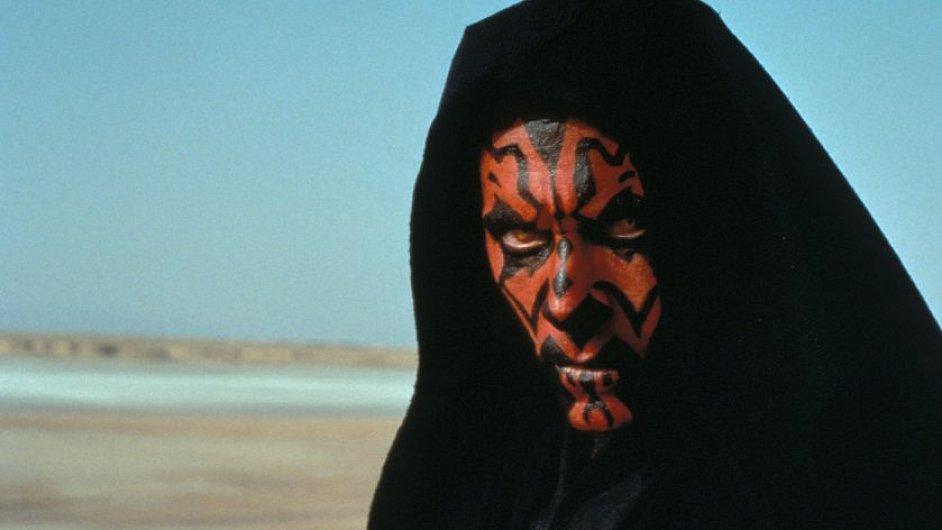 Darth Maul z kultovní série Star Wars