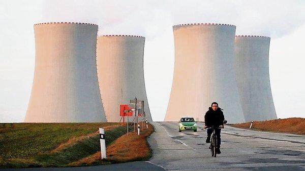 Podle premiéra Bohuslava Sobotky (ČSSD) budou hlavním zdrojem výroby energie v Česku jaderná energetika i obnovitelné zdroje - Ilustrační foto.