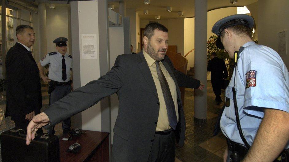 Alexandr Novák na snímku z roku 2007