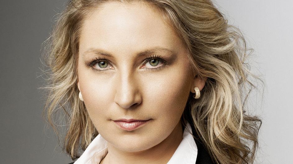 Denisa Nebřenská, ředitelka rozvoje obchodu společnosti Tétris Design & Build