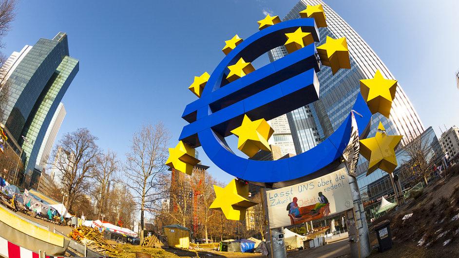 """Co se týče """"krize eurozóny"""", bude událostí roku nepochybně start bankovní unie."""