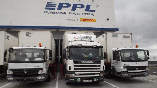 PPL v uplynulém roce zvýšila počet přepravených zásilek o 20 procent na 23 milionů.