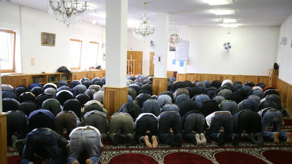 Modlitba v měšitě