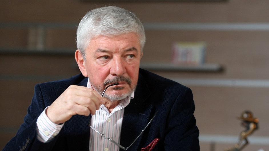 Vladimír Železný zřejmě po pěti měsících v čele TV Barrandov skončí