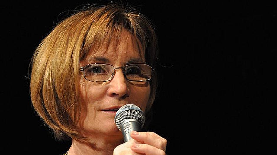 Jana Drápalová, místopředsedkyně Strany zelených