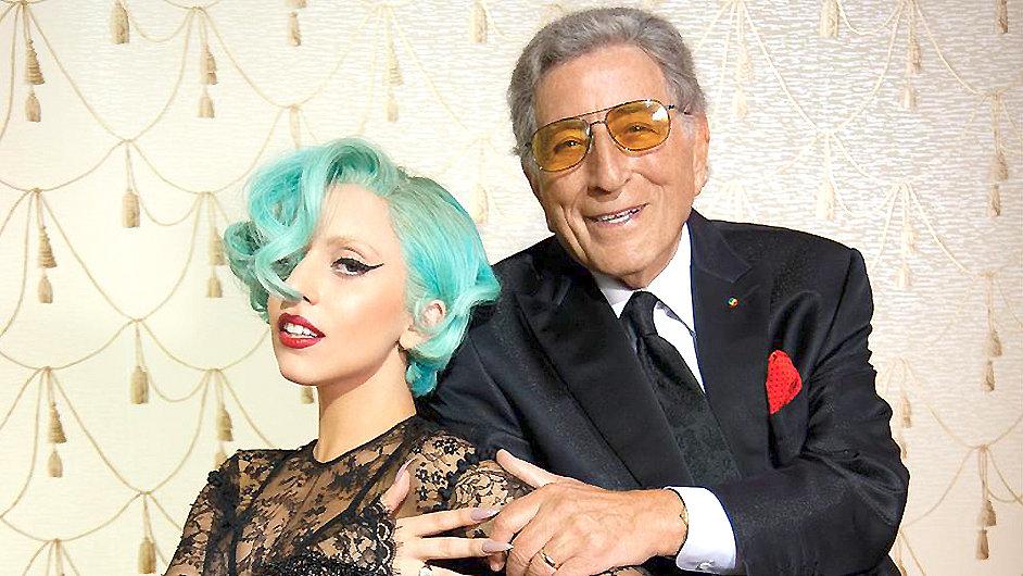 Album Lady Gaga s Tonym Bennettem se bude jmenovat Cheek to Cheek.