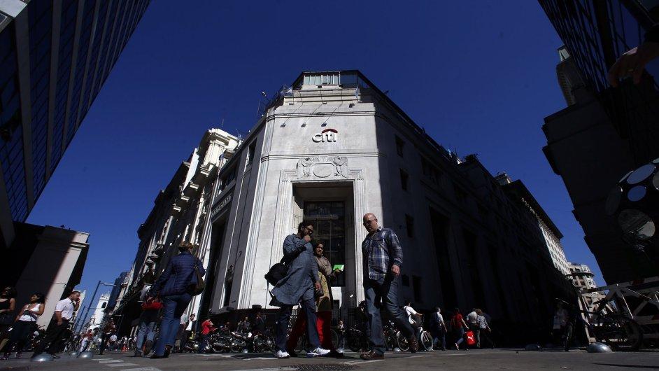 Vyměnit věřitelům dluhopisy by bylo ze strany Argentiny nezákonné (ilustrační foto).