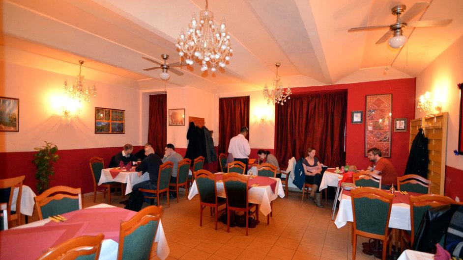 Restaurace Curry House