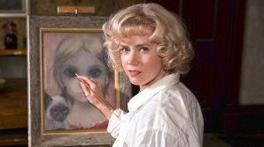 Burton�v nov� film je o mal��ce, jej� d�la vyd�val man�el za sv�.