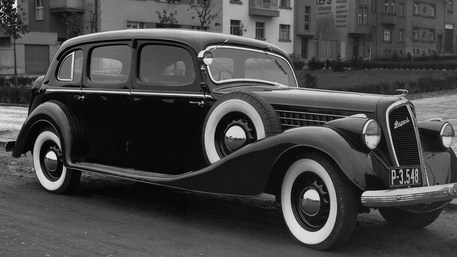 Škoda Superb (1934-1949)