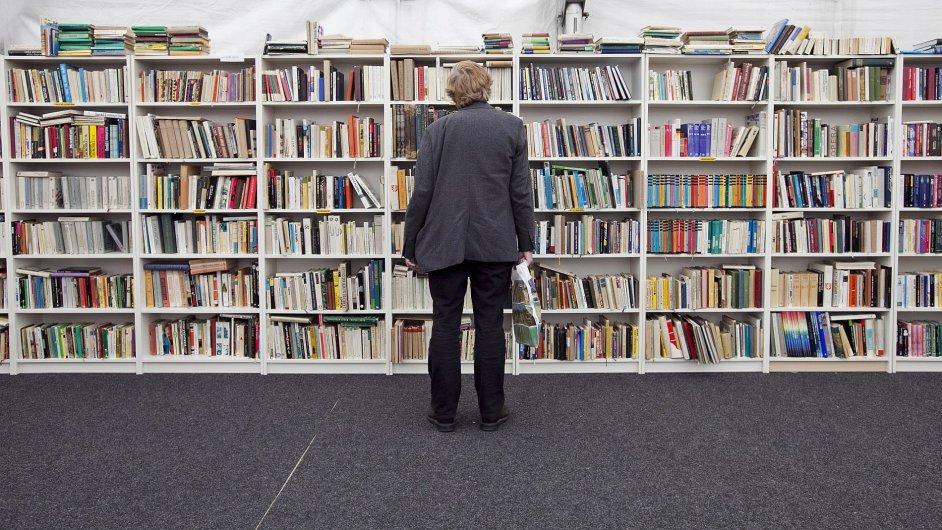 Autoři přijíždějí na veletrh Svět knihy (ilustrační snímek z loňského roku).