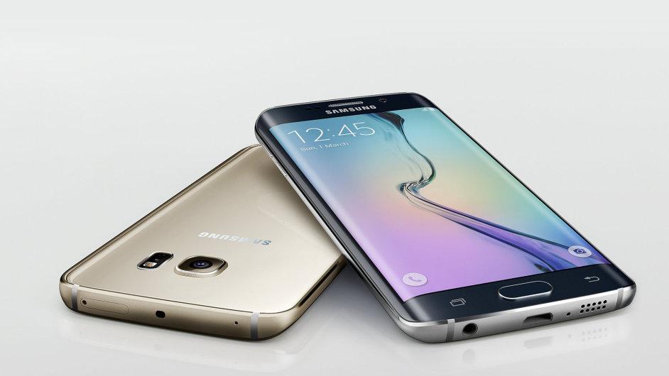 Snímek z Galaxy S6 edge