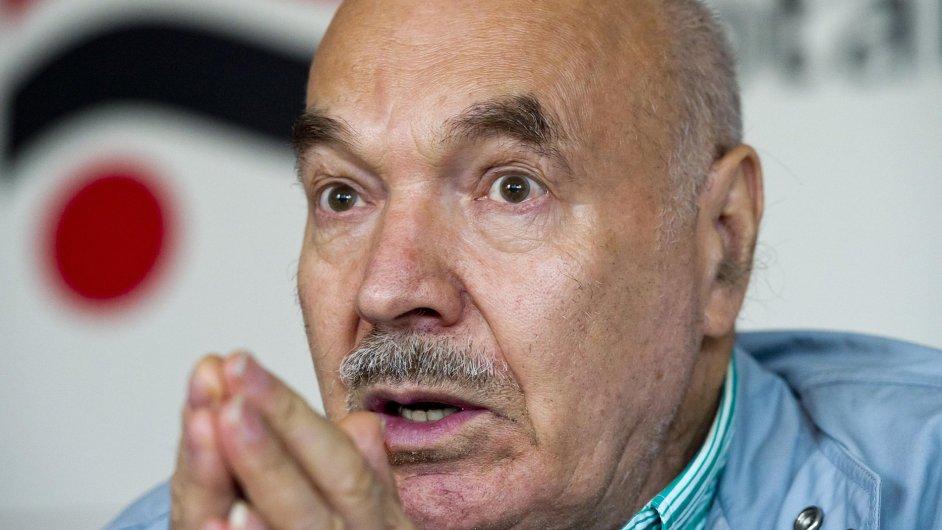 Michas Kukobaka, disident, Rusko, nesouhlas, Zeman
