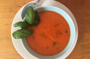 Uvařte si tomatovou polévku jako profesionálové