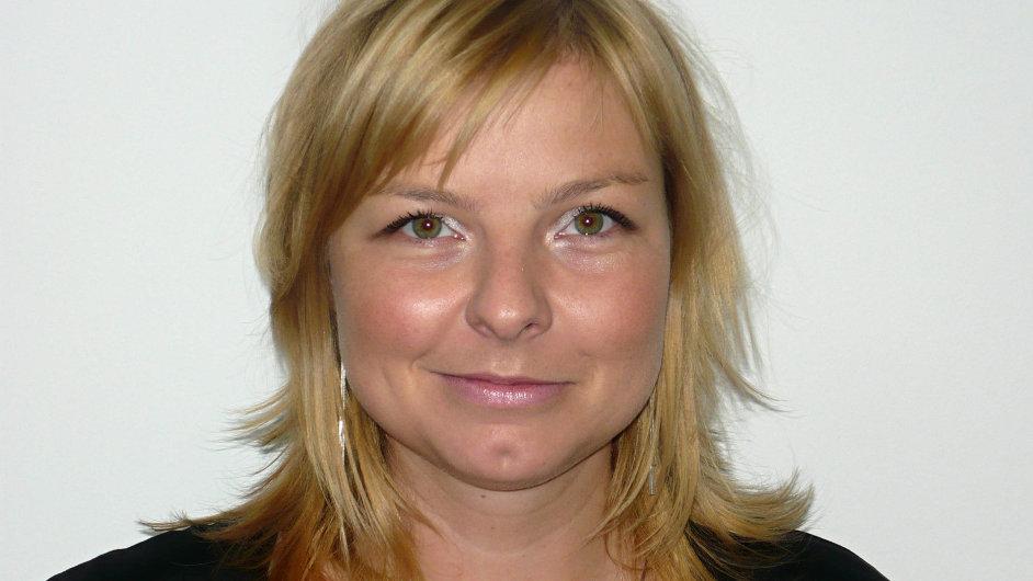 Tereza Matějková, vedoucí Odboru lidských zdrojů v ČSOB Pojišťovně