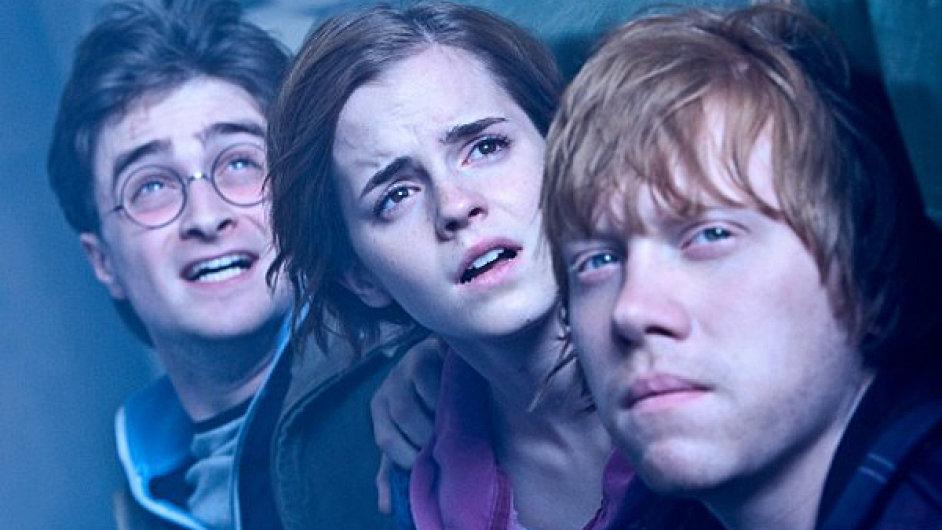 Harry Potter a Relikvie smrti st 2