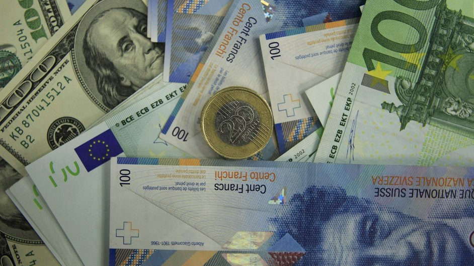 Forint, dolar, euro