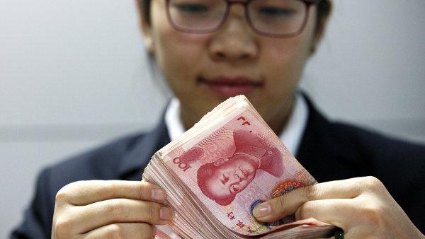 Investice Číny v Evropě a ve Spojených státech se loni navzdory zpomalení čínské ekonomiky dostaly na nový rekord - Ilustrační foto.