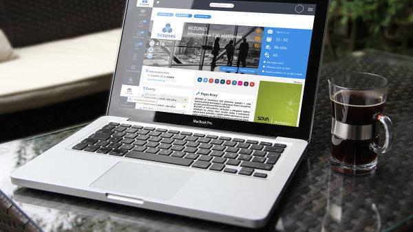 Sociální síť Bezones.com chce propojovat firmy s firmami.