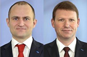 Marek Třeška a Tomáš Groh, výkonní ředitelé společnosti HARTMANN RICO