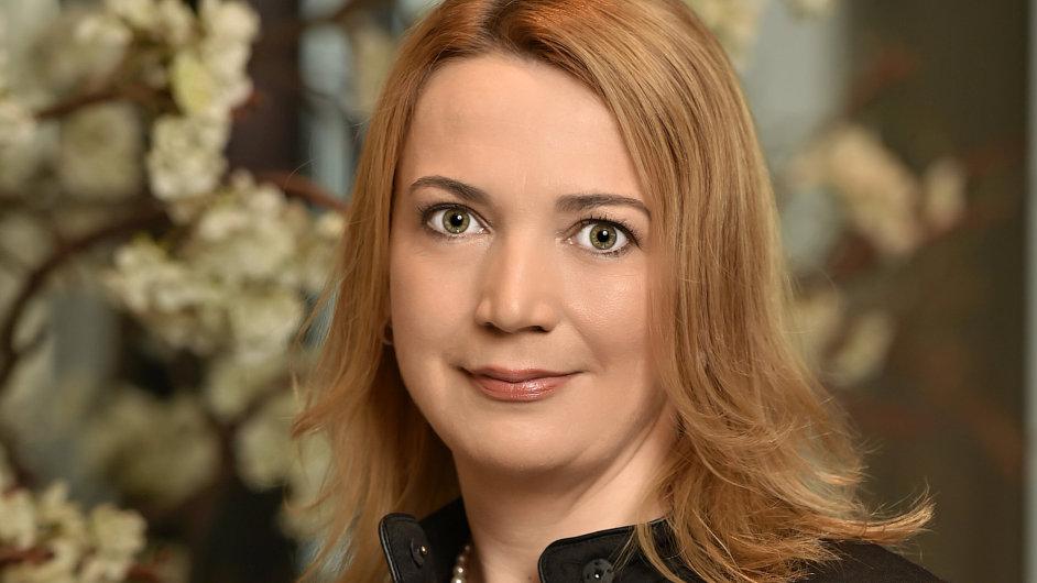 Monika Marečková, generální ředitelka společnosti Infinity