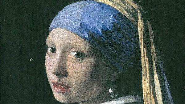 Na snímku detail z obálky knihy Noaha Charneyho nazvané Umění falzifikace.