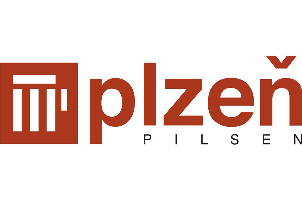 Logo Plzně využívané před rokem 2009