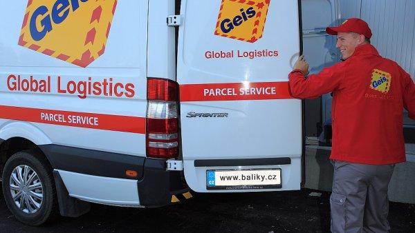 Logistická firma Geis rozváží lidem lásku